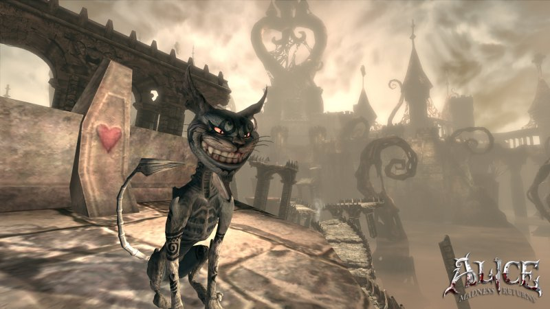 Alice: Madness Returns include il primo capitolo