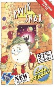 Kwik Snax per Commodore 64