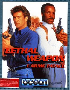Lethal Weapon per Commodore 64