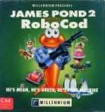 James Pond 2: Codename Robocod per Commodore 64