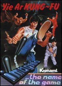 Yie Ar Kung Fu per Commodore 64