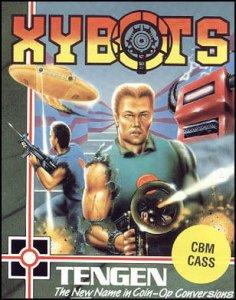 Xybots per Commodore 64