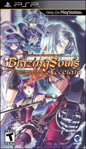 Blazing Souls: Accelate per PlayStation Portable