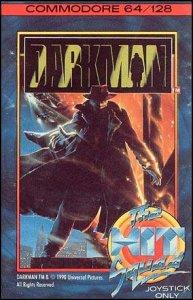 Darkman per Commodore 64
