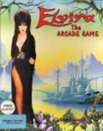 Elvira: The Arcade Game per Commodore 64