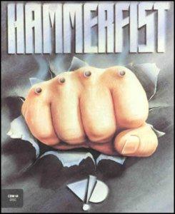 Hammerfist per Commodore 64