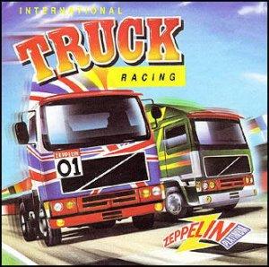 International Truck Racing per Commodore 64