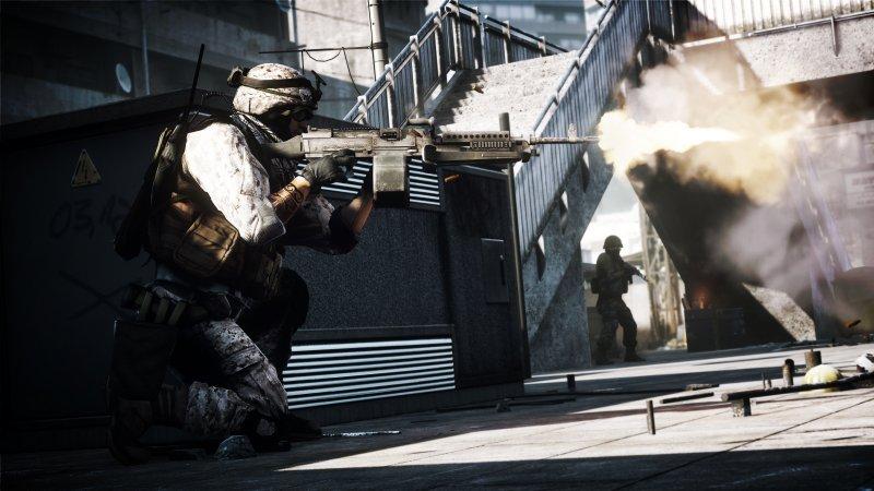 Classi modificate per il multiplayer di Battlefield 3