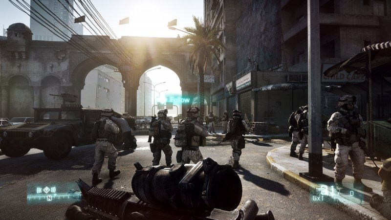 EA all'offensiva con Battlefield 3