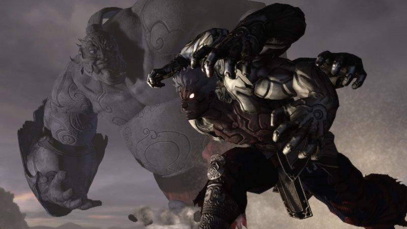 Capcom: Asura's Wrath soddisferà la voglia di God Hand 2