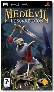 MediEvil Resurrection per PlayStation Portable