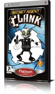Secret Agent Clank per PlayStation Portable