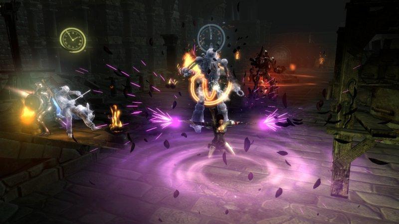 Obsidian vuole aggiornare Dungeon Siege III su PC