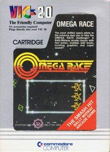 Omega Race per Commodore VIC-20