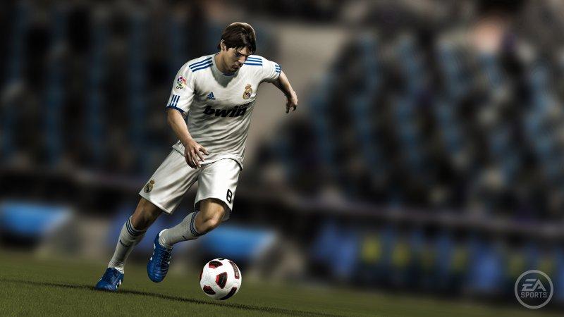 FIFA 12 - Prima immagine per la versione PS3