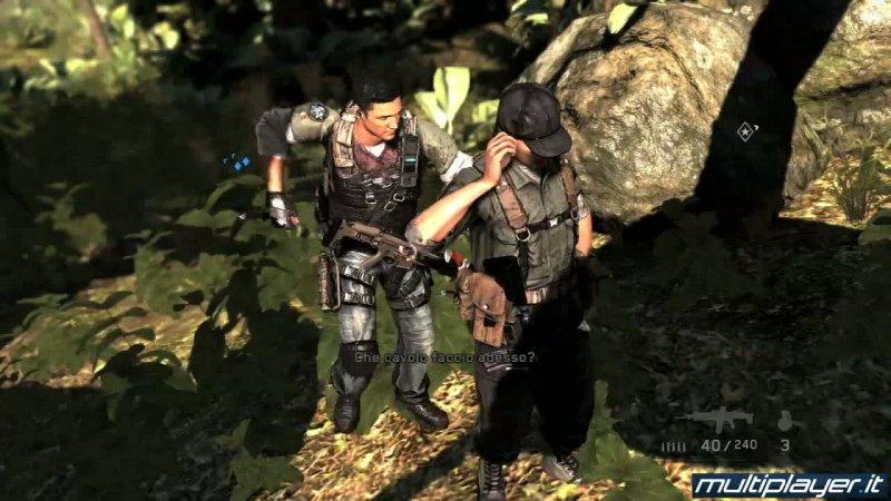 La soluzione di SOCOM: Forze Speciali