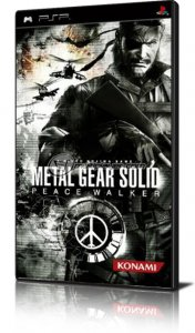 Metal Gear Solid: Peace Walker per PlayStation Portable