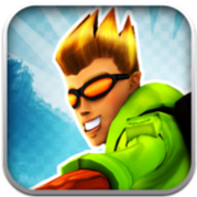 Snowboard Hero per iPhone