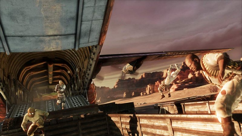 E3 2011: Naughty Dog mostra Uncharted 3