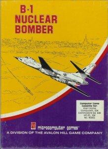 B-1 Nuclear Bomber per Commodore VIC-20