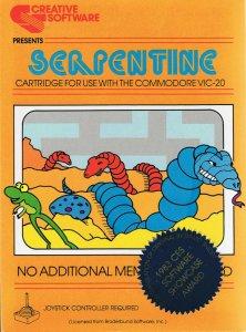Serpentine per Commodore VIC-20