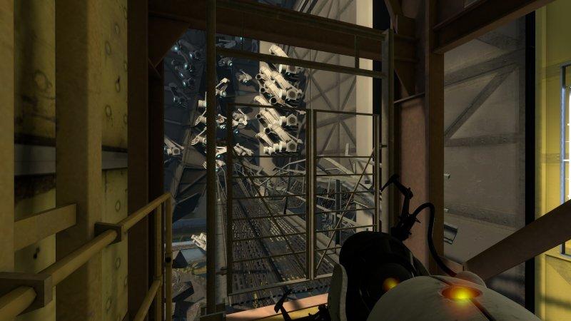 Portal 2 in quattro ore? Il timer di Steam non funziona