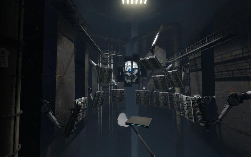 Portal 2 disponibile da adesso su Steam
