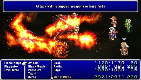 La Soluzione di Final Fantasy IV: The Complete Collection