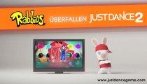 Just Dance 2 - Trailer del DLC Arrivano i Rabbids