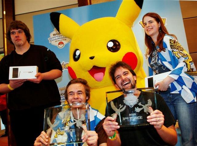 I campionati mondiali di Pokémon stanno per iniziare