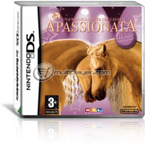 Apassionata per Nintendo DS