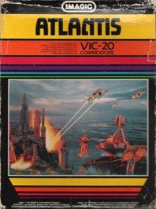 Atlantis per Commodore VIC-20