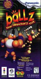 Ballz: The Director's Cut per 3DO