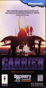 Carrier: Fortress At Sea per 3DO