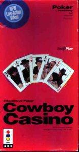 Cowboy Casino per 3DO