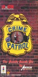 Crime Patrol per 3DO