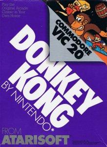 Donkey Kong per Commodore VIC-20