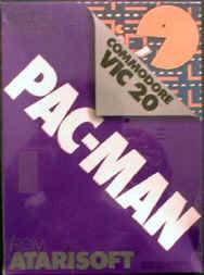 Pac-Man per Commodore VIC-20
