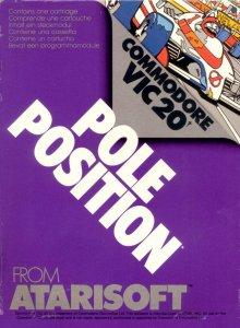 Pole Position per Commodore VIC-20