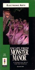 Escape from Monster Manor per 3DO