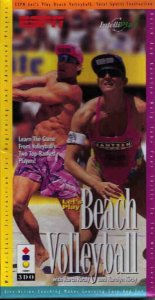 ESPN Beach Volleyball per 3DO