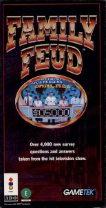 Family Feud per 3DO