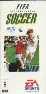 FIFA International Soccer per 3DO