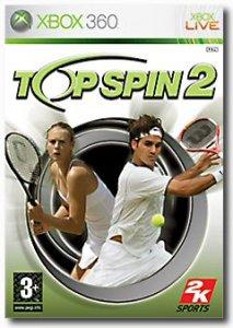 Top Spin 2 per Xbox 360