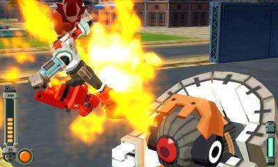 Capcom annuncia Mega Man Legends 3: Prototype Version per 3DS