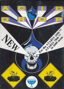 Acid Drop per Atari 2600