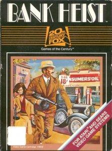 Bank Heist per Atari 2600