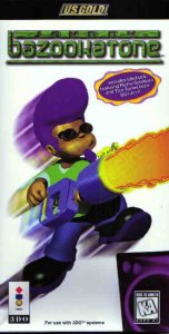 Johnny Bazookatone per 3DO
