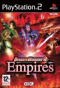 Dynasty Warriors 4: Empires per PlayStation 2