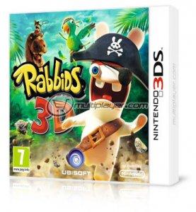 Rabbids 3D per Nintendo 3DS